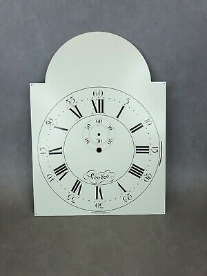 Brass Longcase Grandfather Clock Face Dial Type 2