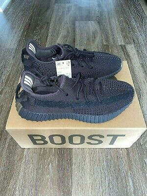 Adidas Yeezy Boost 350 V2 Cinder Black Men's Sizing Brand New 100% Authentic