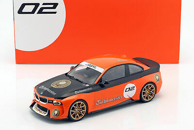 BMW 2002 1:18 Homage M2 Diecast Miniature Model by Norev OEM 80432454781