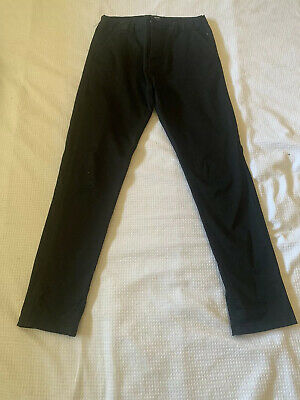 Boys Industrie Chino Pant Black Size 12