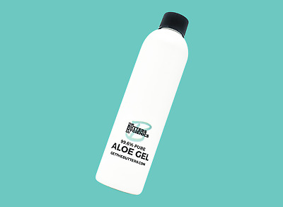 Pure Aloe Gel 99.6 - Inner Fillet, Organic, Sugar Free, Not from Concentrate