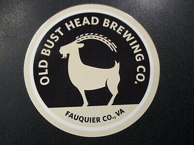 OLD 690 BREWING Purcellville Virginia STICKER decal craft beer brewery