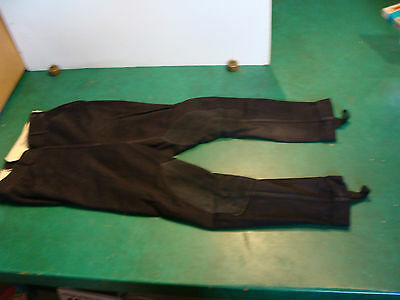vintage girls riding pants BRITTANY RIDING APPAREL, NICE SHAPE
