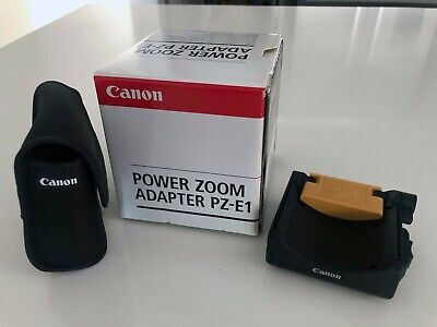 Canon Power Zoom Adapter PZ-E1 - For Canon 18-135mm USM Lens