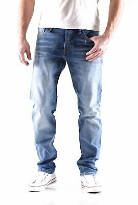 Jack & Jones Mike Original JOS411 Comfort Fit Men Herren Jeans Hose - Neu