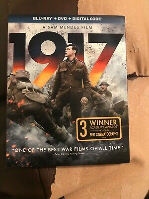 1917 (Blu-ray+DVD+Digital) w/SLIPCOVER