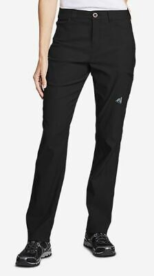 NWT Eddie Bauer First Ascent Guide Pant - Black - WP10 (MSRP $80)