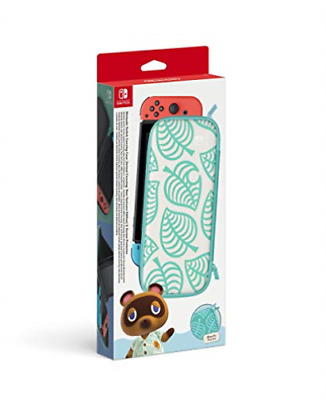 Nintendo Switch-ANIMAL CROSSING NH SWITCH CASE NEW