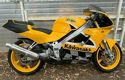Kawasaki ZXR250 Sports Bike LAMS Bargain Race Bike P6 ZX250A