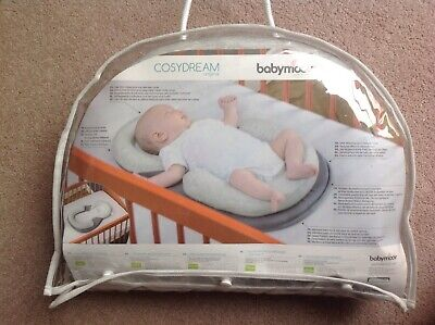 Babymoov Cosydream Sleep Aid For Your Baby Back & Body Pillow, Brand New