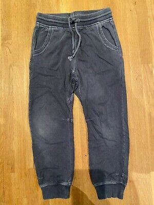 Country Road Boys Washed Navy Track Pants Size 6