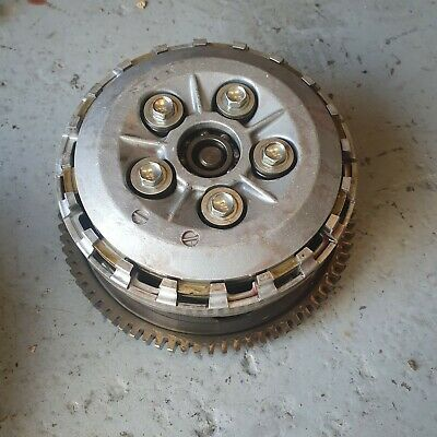 cbr600rr complete clutch assembly