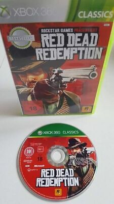 Red Dead Redemption XBOX 360 Classics