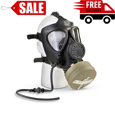 Israeli Military Surplus M15 Gas Mask with Filter