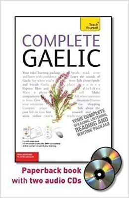Complete Gaelic with Two Audio CDs: A Teach Yourself Guide Teach Yourself SEALED