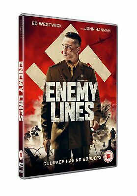 Enemy Lines [DVD] RELEASED 04/05/2020