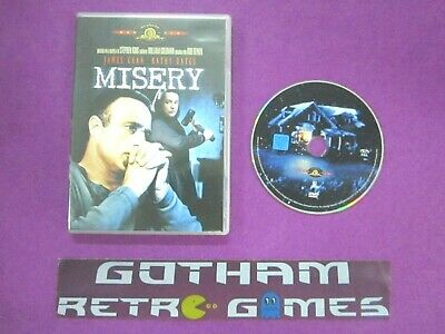 MISERY / Pelicula En DVD