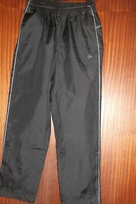 Childrens Black Golf  Trousers - Dunlop Age 9-10 Great Condition