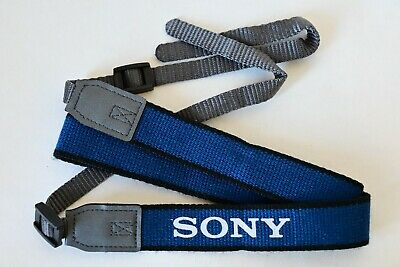 Genuine Sony Semi wide Camera Shoulder-Neck Strap