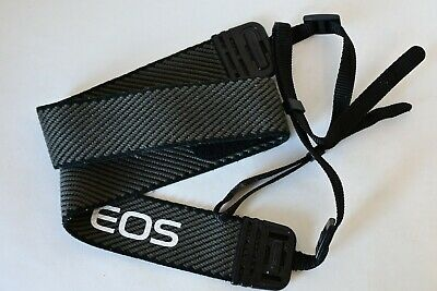 Genuine Canon EOS Gray Wide Camera Shoulder-Neck Strap