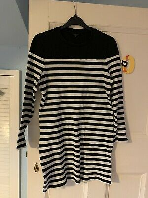 maternity clothes Tunics x2 size 10 Top Shop Plus Mamas And Papas