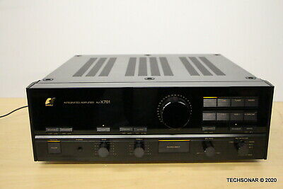 Sansui AU-X701 Integrated amplifier, TESTED  GOOD CONDITION   MADE IN JAPAN
