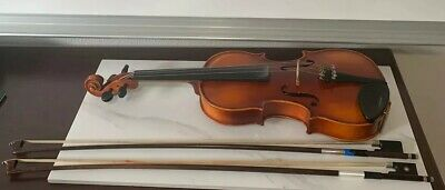 E. R. Schmidt Violin Vintage Standard Model Made In Germany Antique