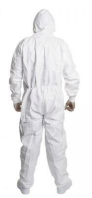 Hazmat Suit Full coverall Reuseable CE compliant