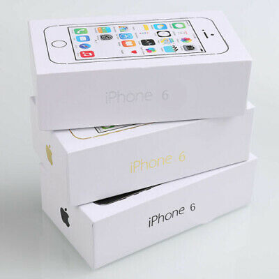 Apple iPhone 6 Plus iPhone 6 16GB 64GB Unlocked SIM Free Smartphone New Sealed
