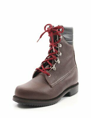 Red Wing Irish Setter hunting boots Scotch grain dog square tag Made in US