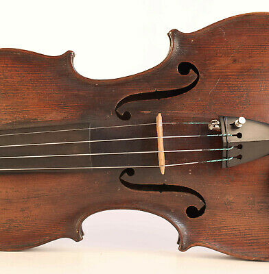 old violin labeled Gagliano fiddle violon italian viola 小提琴 ヴァイオリン alte geige