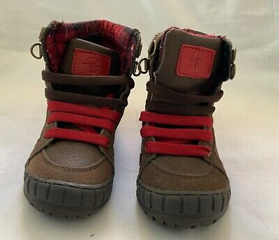 New Marks And Spencer Boys Boots Size Uk 7 Infants Eur 24