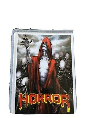 Horror Cards Like Top Trumps