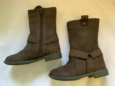 New Marks And Spencer Girls Boots Size Uk 7 Infant Eur 24