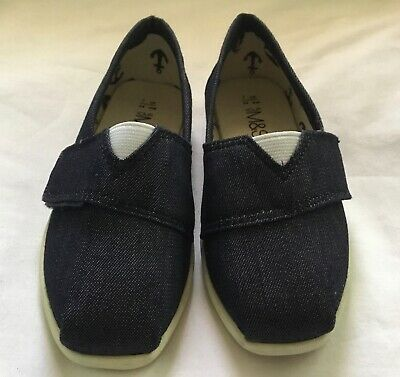 New Marks And Spencer Boys Shoes Size Uk 7 Infants Eur 24
