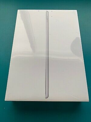 NEW Apple ipad 7th gen 32gb 10.2in Silver 2019 - WiFi - SEALED