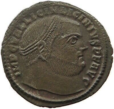 ROME EMPIRE LICINIUS FOLLIS IOVI CONSERVATORI  #t65   493