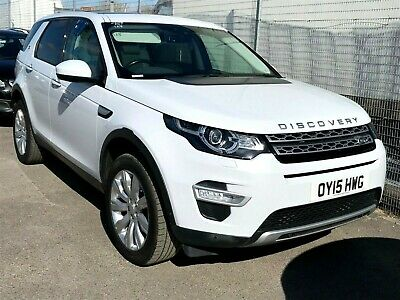 2015 Land Rover Discovery Sport 2.2 Sd4 190 Hse Luxury Pan Roof, Nav,Leather 7Se