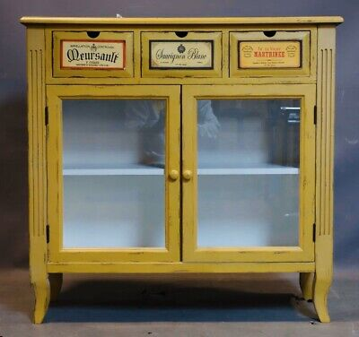 Lovely Antique 19Th Century French Sideboard / Drinks Cabinet C1900
