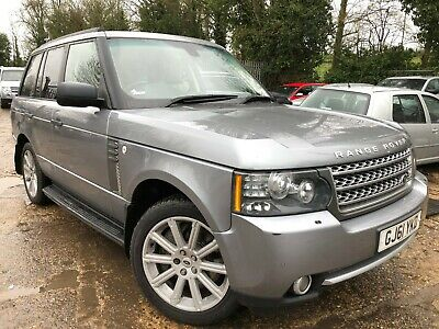 2011 Land Rover Range Rover 4.4 Tdv8 Vogue *Stunning* Tv & Nav Massive Spec!