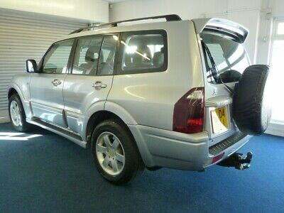 Mitsubishi Shogun Warrior 3.2 Di-D Automatic Diesel 2004 2 owners from new