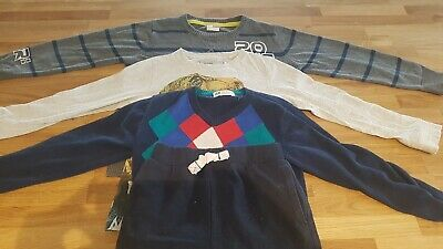 Boys Clothes Bundle 6-7-8 Years: Next, Firetrap, H and M