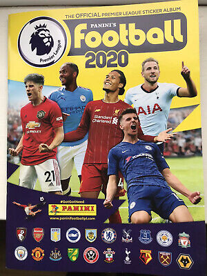 300 DIFFERENT PANINI PREMIER LEAGUE 2020 STICKERS (Guaranteed Gold/Silver)