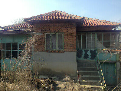 Monthly payment property house real estate 1160 sq.m. land near Dobrich Bulgaria