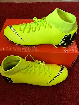 Nike Size 7.5 Superfly 6 Academy Football Boots Gents Men. New. Genuine