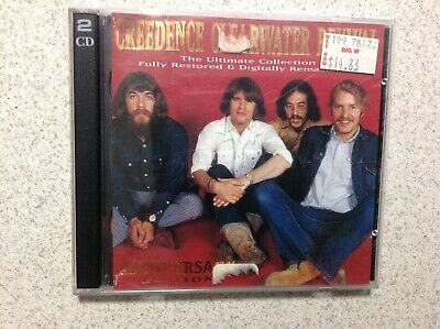 Creedence Clearwater Revival - The Ultimate Collection Double CD