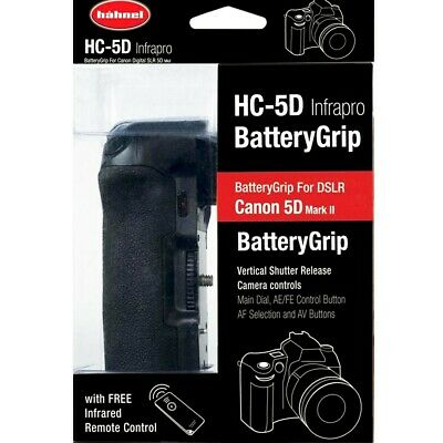 hahnel HC-5D Mark II Infrapro Battery Grip for Canon EOS 5D Mark II Cameras