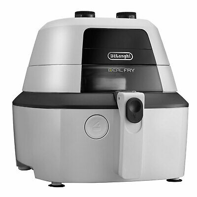 DeLonghi FH 2133 IdealFry Professionelle Heißluftfritteuse Fritteuse