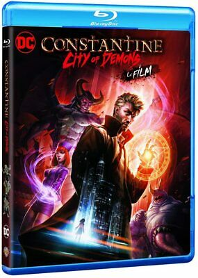 Constantine City Of Demons Le Film  Blu Ray Neuf Sous Cellophane