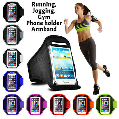 Quality Sports Armband Gym Running Workout Strap Phone Case✔ZTE nubia N1